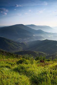 Czech Republic, Beskydy Mountains Photos Milan Sofer . Smrk, Kněhyně, Radhošť