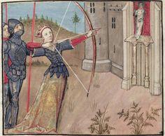 [folio 148v] MS. Douce 195 (Le roman de la rose) XV cnt. Robinet Testard http://romandelarose.org/#browse;Douce195