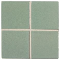 "Complete Tile Collection McIntones Ceramics, Pistachio 3"" x 3""  Field Tile, MI#: 148-C1-314-030, Color: Pistachio"