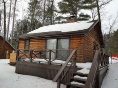 Little St. Germain Lake 4-Season CabinCondo w/Excellent Rental History (St. Germain, Wisconsin) #propertiesforsaleinwisconsin