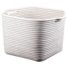 Coiled Rope Bath Basket Medium - Threshold™   Target #targetfinds