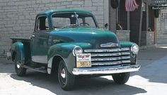 Chevy Trucks...Built to last!