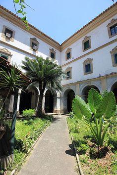 Convento de Santo Antônio do Largo da Carioca - Rio de Janeiro/Brasil