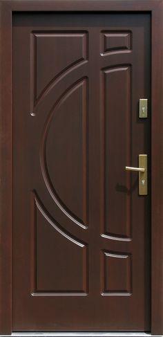 Single Door Design, Wooden Front Door Design, Home Door Design, Bedroom Door Design, Door Design Interior, Wooden Front Doors, House Front Design, Shaker Interior Doors, Modern Wooden Doors