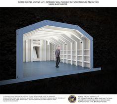 S16x24 bomb shelter interior 3