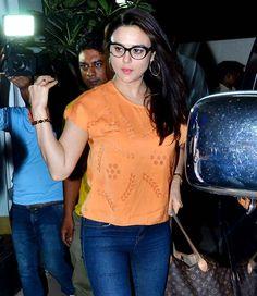 Ranbir Kapoor, Preity Zinta, Kiran Rao, Dia Mirza and other Bollywood celebs attended a screening of Udta Punjab in Mumbai. Take a look Indian Celebrities, Bollywood Celebrities, Bollywood Actress, Bollywood Fashion, Pretty Zinta, Kiran Rao, Udta Punjab, Ranbir Kapoor, Bollywood Stars