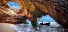 The perfect beauty of Algarve, Portugal!!