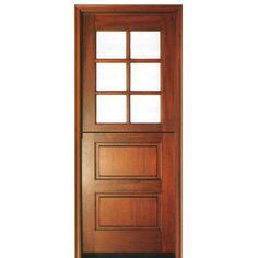 DSA Doors 6LT 2HP Dutch Door E 01 8u0027 0