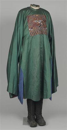 Costume d'apparat du Maréchal Nguyen Tri-Phuong