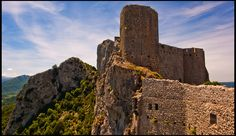 Why visit Aude close to Med Coast?