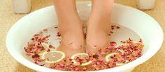 Cómo eliminar los hongos, el mal olor y desinflamar los pies   Soluciones Caseras - Remedios Naturales y Caseros