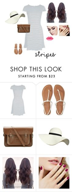 """""""Untitled #40"""" by lysndrsp on Polyvore featuring Aéropostale, The Cambridge Satchel Company and Pilot"""