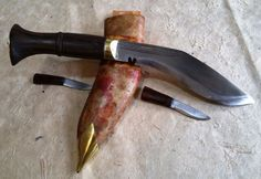 Gurkha khukuri Khukri Kukrri Kukri Knife Super Mini Jungle 6 inch Hand Forged