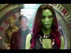Zoe Saldana as Gamora | hqdefault.jpg