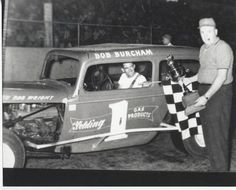 Click this image to show the full-size version. Late Model Racing, Dirt Track Racing, Checkered Flag, Vintage Race Car, Car Makes, Car Photos, Coups, Fast Cars