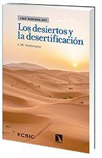 Los desiertos y la desertificación - Los libros de la Catarata