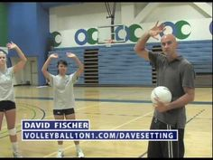 Volleyball Setting Tips and Fundamentals