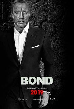 The name is Bond, James Bond.gonna miss Daniel Craig. Estilo James Bond, James Bond Style, James Bond Theme, Daniel Craig James Bond, James Bond 25, James Bond Movie Posters, James Bond Movies, Cultura Nerd, Best Bond