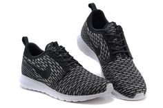 official photos 440dd bef7f Authentic Nike Shoes For Sale, Buy Womens Nike Running Shoes 2014 Big  Discount Off Mens Nike Flyknit Rosherun Black  Nike Flyknit Roshe run -