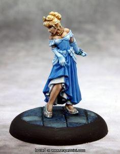 Reaper Miniatures Steampunk - Cinderella