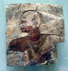 Relief attributed to Petamenophis  Date: ca. 690–656 B.C.  Accession Number: 1977.217