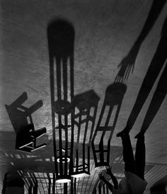 Shadow Fingers, 1957. by Fan Ho