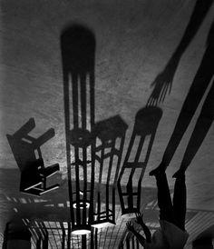 Shadow Fingers, 1957. by Fan Ho