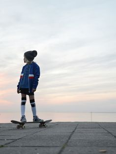 Cool looks for skateboard kids styled by Kate van der Hage, photos by Katrina Tang fall/winter 2014 kidswear