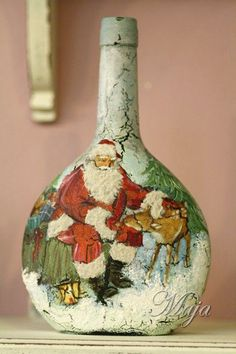 hacer botellas decoradas - Buscar con Google