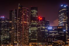 Singapor Financial District