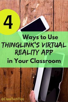 Give students a new way to interact with information and Thinglink's virtual reality app is a great example of this technology in action.