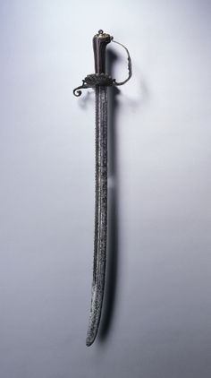 Hunting Sword, c. 1700 Netherlands, early 18th Century