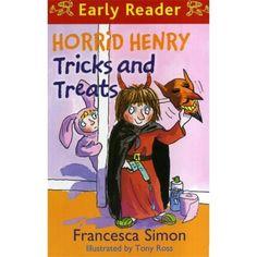 Horrid Henry Tricks and treats (Early Reader)