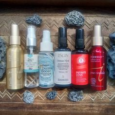Green Life in Dublin: My Toners And Mists Collection (And Wishlist too)