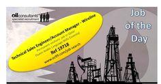 Technical Sales Engineer/Account Manager - Wireline Permanent onshore job in Qatar Fluent Arabic Language Skills Essential https://www.oc99.com/vacancy/19718/Wireline(ELS)/0/Qatar