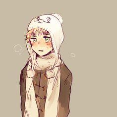 Image de cute <---Is he wearing mochi amer---nevermind...
