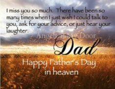 16 best father s day in heaven images in 2018 father fathers day