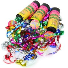 Big Party Poppers | drinkstuff ® Diy Party Poppers, Big Party