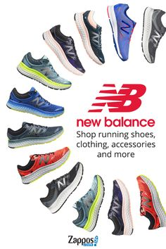 Zappos carries one of the largest collections of New Balance and New Balance Originals for men, women, and kids. Offering a wide variety of running and casual shoes, clothes, and gear, New Balance strives to bring out the greatness in their product to bring out the greatest in you. Shop today.