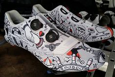 Bontrager is giving away three pair of custom designed cycling shoes during the…
