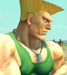 Street Fighter Cosplay -- Guile Cosplay Wig Version 01 Halloween Cosplay, Cosplay Wigs, Street Fighter, Game, Style, Swag, Gaming, Toy, Outfits