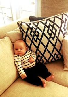 Seriously, could Baby Duke be any cuter?! #StyleNetwork #GandB