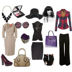 Classic+Dramatic Personal Style by irenabar on Polyvore featuring мода, Vivienne Westwood Red Label, Vivienne Westwood Anglomania, Rachel Zoe, Vivienne Westwood, Kendra Scott, Mineral, Miss Selfridge, Karen Walker and Lancôme