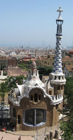 PHOTOS – GAUDI, ANTONI – Barcelona, Spain | XarJ Blog and Podcast