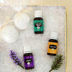 Easy Homemade Shower Bombs photo credit: Young Living Blog Making your own bath or shower bombs is easy and all natural! These shower bombs will give you a spa-like atmosphere right at home! These make great gifts too! What you need: 2 cups baking soda 1 cup citric acid 2 tablespoons water 30 drops essential … Continue reading »