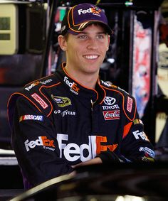 pictures of denny hamlin | Denny Hamlin - @Richard Jones - Tweets of the Week - Photos - SI.com