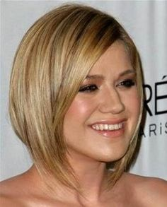 Hairstyles for Chubby Face Women - Bing Images