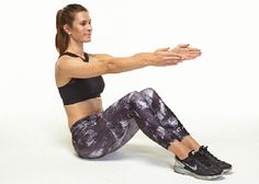 9 CORE EXERCISES THAT GET YOU CLOSER TO SIX-PACK ABS - Fashion Is My Petition