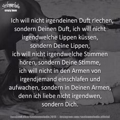 So wird es nun für immer sein. 😍🐇 That's the way it will be forever. Oh Love, I Love You, Told You So, Sad Quotes, Life Quotes, Youre Mine, Faith In Love, Thats The Way, Forever Love
