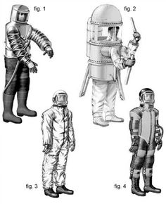 space suit fashion